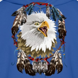 Eagle Dreamcatcher - Men's Hoodie