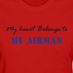 My Heart Belongs to My Airman