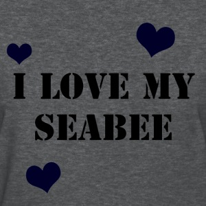 Love my Seabee - Women's T-Shirt