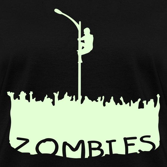 Glow in the dark Zombies