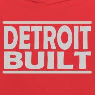 Design ~ Detroit Clothing Built Children's Hooded Sweatshirt