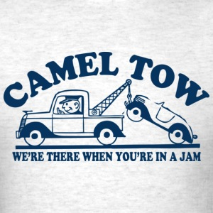 Camel Tow - Men's T-Shirt