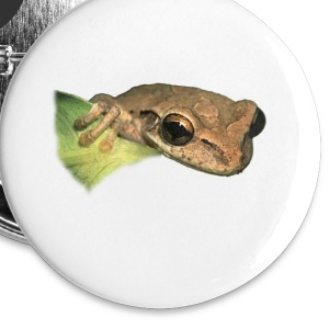 Frog, Tree Frog - Large Buttons