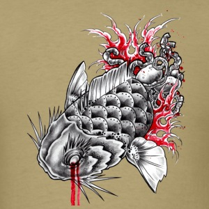 Koi Guts - Men's T-Shirt