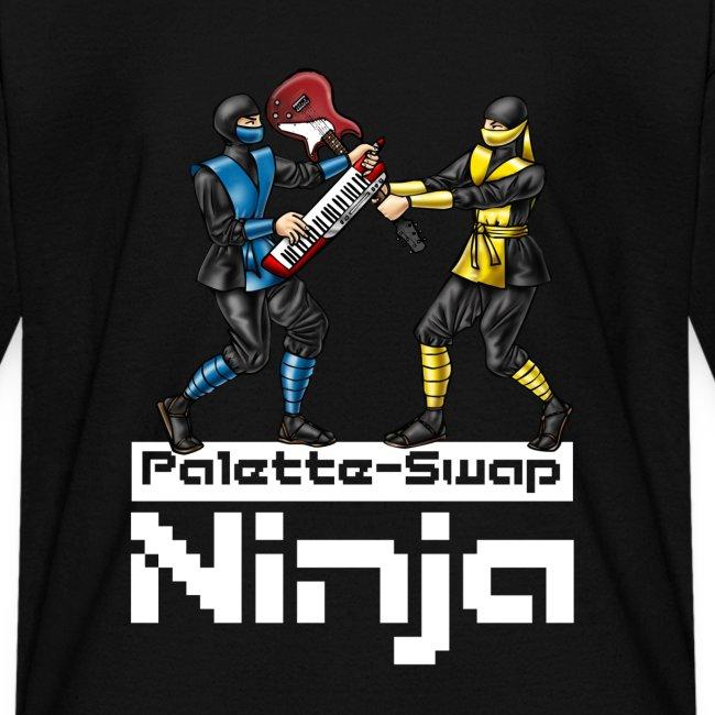 Palette-Swap Ninja - Kids T-Shirt