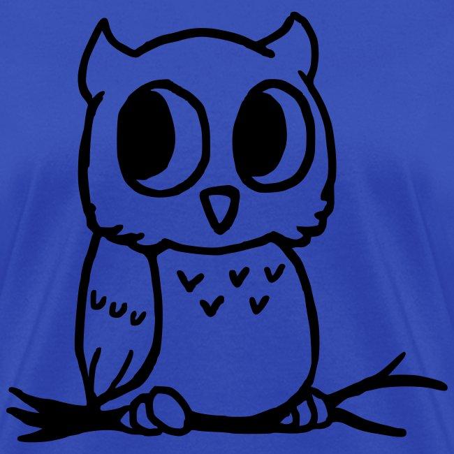Ladies Owl Shirt