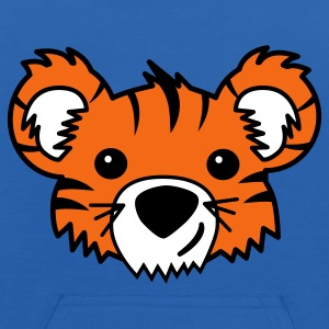 Royal blue Tiger Cub Sweatshirts - Kids' Hoodie