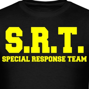 SPECIAL RESPONSE TEAM - Men's T-Shirt