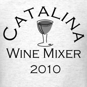 Light oxford Catalina Wine Mixer T-Shirts - Men's T-Shirt