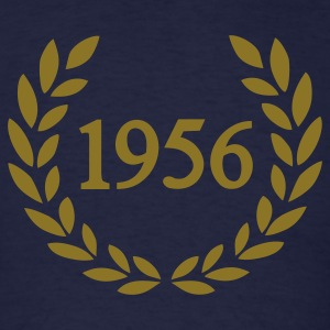 Navy 1956 T-Shirts - Men's T-Shirt