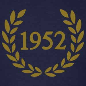 Navy 1952 T-Shirts - Men's T-Shirt