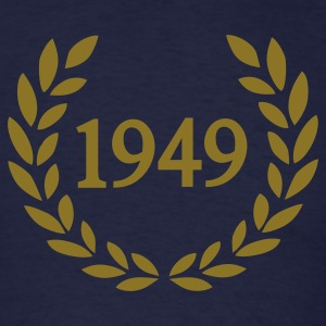 Navy 1949 T-Shirts - Men's T-Shirt