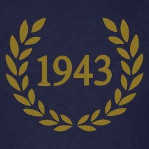 Navy 1943 T-Shirts - Men's T-Shirt