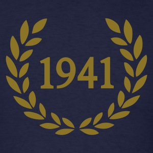 Navy 1941 T-Shirts - Men's T-Shirt