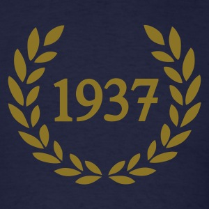 Navy 1937 T-Shirts - Men's T-Shirt