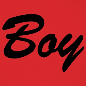 Red Boy T-Shirts - Men's T-Shirt