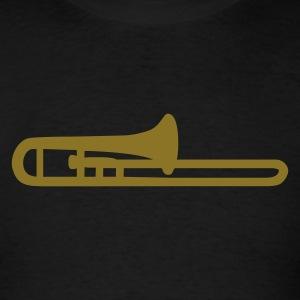 Black trombone T-Shirts - Men's T-Shirt