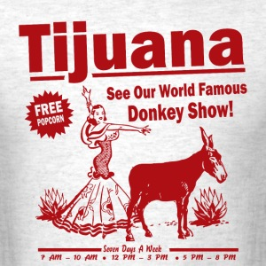 Donkey Show - Men's T-Shirt