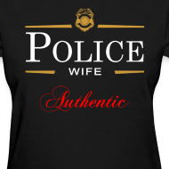 Design ~ Authentic Police Wife