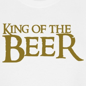 White king of the beer T-Shirts - Men's Tall T-Shirt