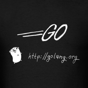 Golang Fan Shirt - Men's T-Shirt