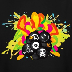 Tic_Tac_Bomb - Men's Tall T-Shirt