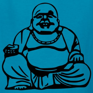 Orange Buddha Kids' Shirts - Kids' T-Shirt