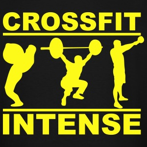 CrossFit Intense - Men's Tall T-Shirt