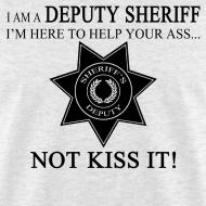 Design ~ I AM A DEPUTY SHERIFF