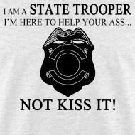 Design ~ I AM A STATE TROOPER