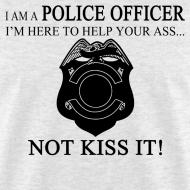 Design ~ I AM A POLICE OFFICER