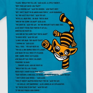Cheshire_Cat - Kids' T-Shirt