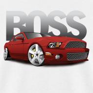 Design ~ TSO - Mustang Tee