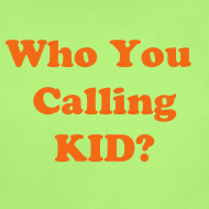 Design ~ TSO - Who You Calling Kid