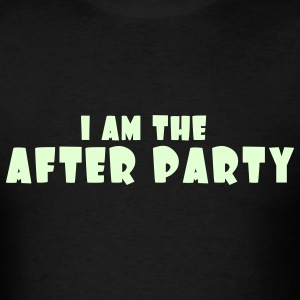 (Glow in the Dark) After Party - Men's T-Shirt