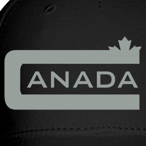 Black C is for Canada Caps - Baseball Cap