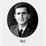 Design ~ George W. Bush (Back)