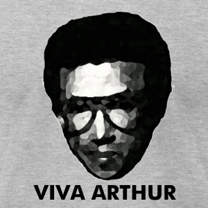 VIVA ARTHUR - Men's T-Shirt by American Apparel