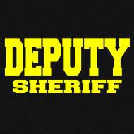 Design ~ DEPUTY SHERIFF WOMEN'S HOODIE SWEATSHIRT