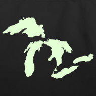 Design ~ Detroit - Michigan Tote Bag