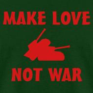 Design ~ Anti War - Make love not war
