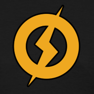 Design ~ Lightning Man Women's Tee