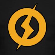 Design ~ Lightning Man Ringer Tee