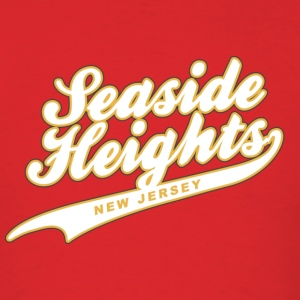 Seaside Heights New Jersey T-Shirts - Men's T-Shirt