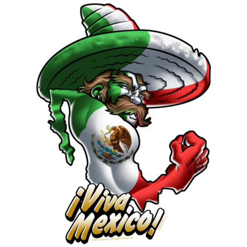 Viva Mexico by RollinLow