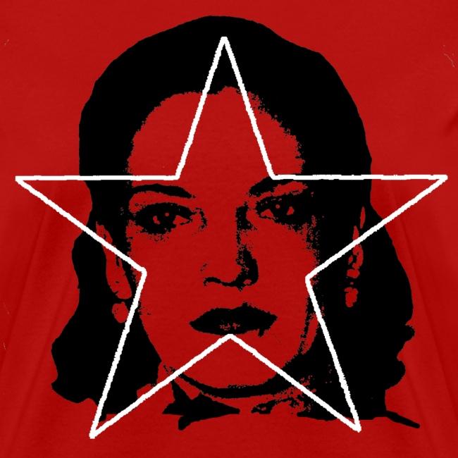 LOLITA STAR RED (WOMENS CUT)