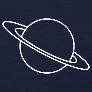Navy Planet Women's T-Shirts - Women's T-Shirt