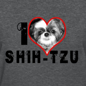 I love Shih-Tzu - Women's T-Shirt