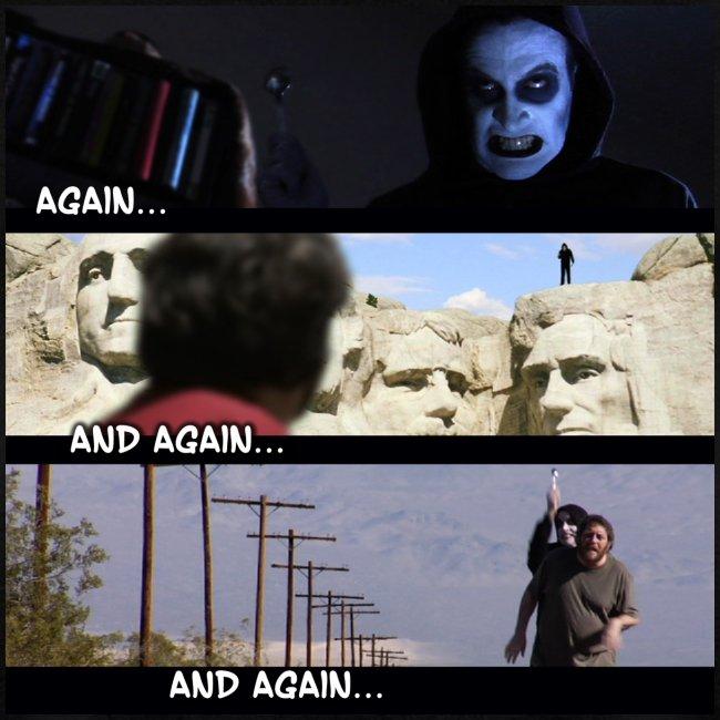 3 Image Cinematic - Men's