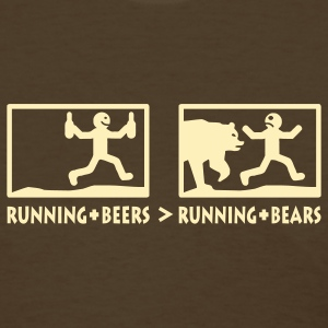 Beers vs. Bears, Women's - Women's T-Shirt